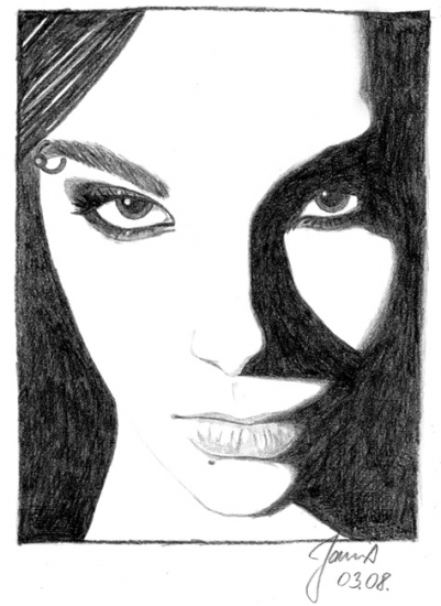 Bill Kaulitz by Maegelcarwen